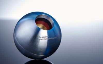 Nominiert für den Deutschen Nachhaltigkeitspreis